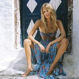 Dresses & Skirts - 💕boho chic floral skirt